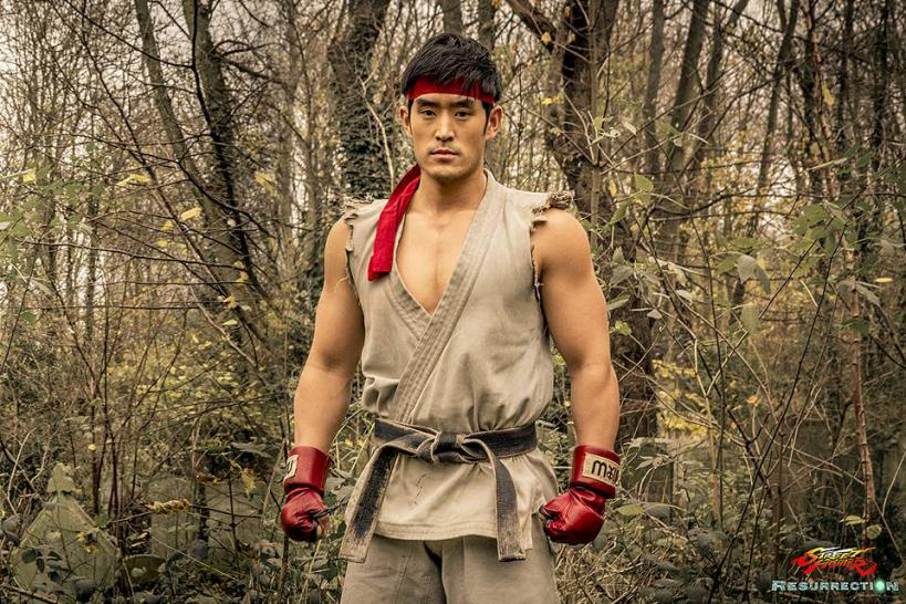 Die Live-Action-Webserie Street Fighter: Resurrection startet am 15. März 2016. (1)