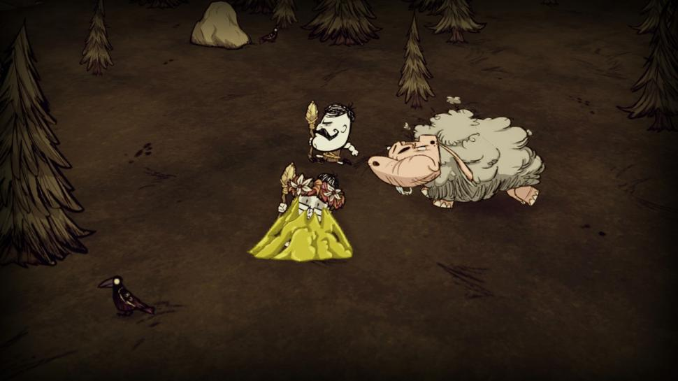 Don't Starve Together erscheint am 21. April final. (1)