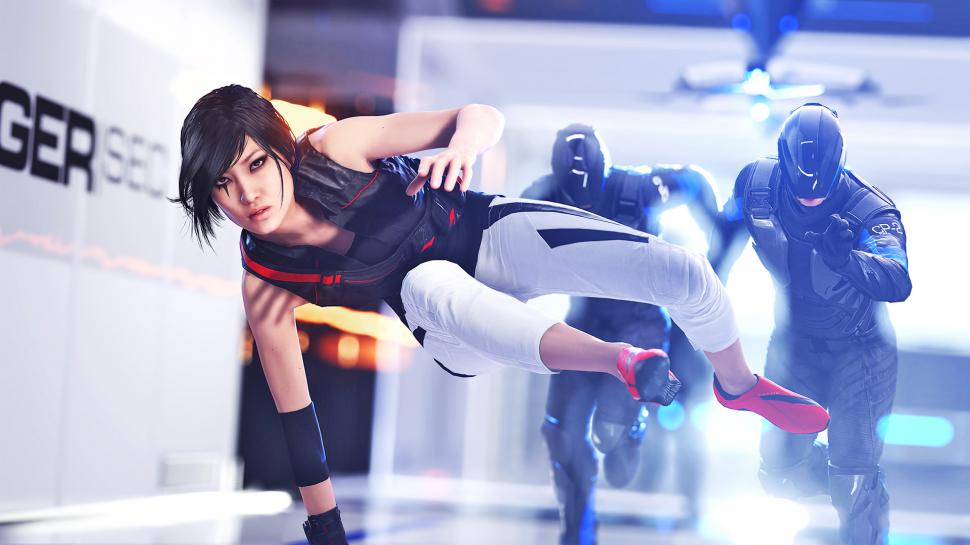 EA Motive: New project is not Mirror's Edge