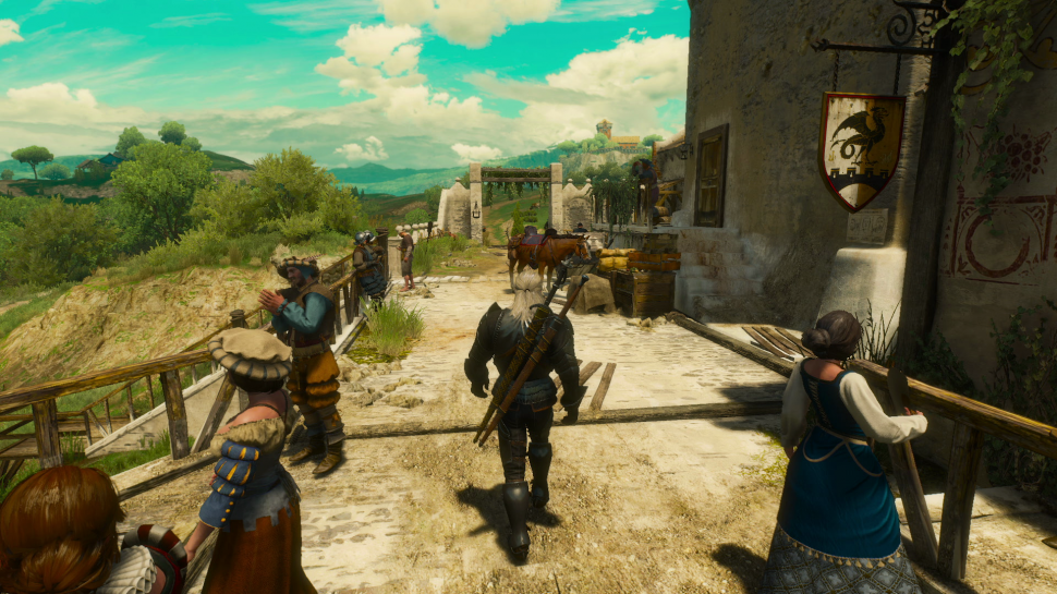 Witcher 3: Blood & Wine - Die neuen Features im Überblick.