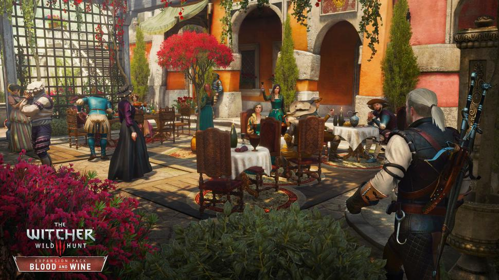 CD Projekt zeigt The Witcher 3: Blood & Wine anhand neuen Bildmaterials. (1)