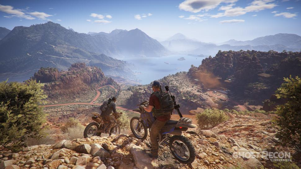 Ghost Recon: Wildlands - neue Screenshots von der E3 2016