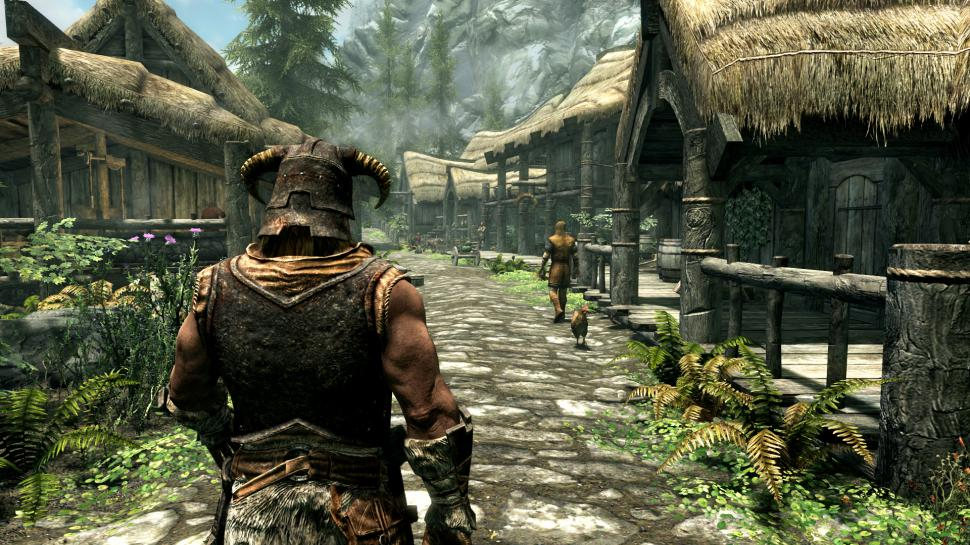 Skyrim: Mod enables 60 fps on PS5 - Trophies remain active by trick