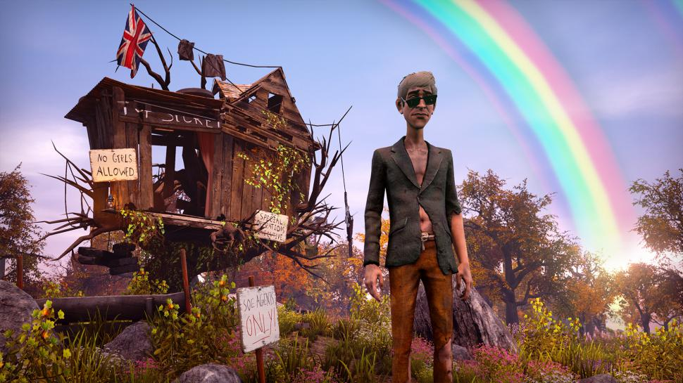 We Happy Few wurde per Crowdfunding finanziert. (1)