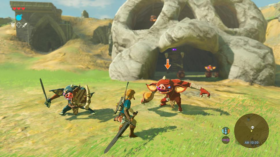 Zelda: Breath of Wild ist der Social-Media-King! (1)
