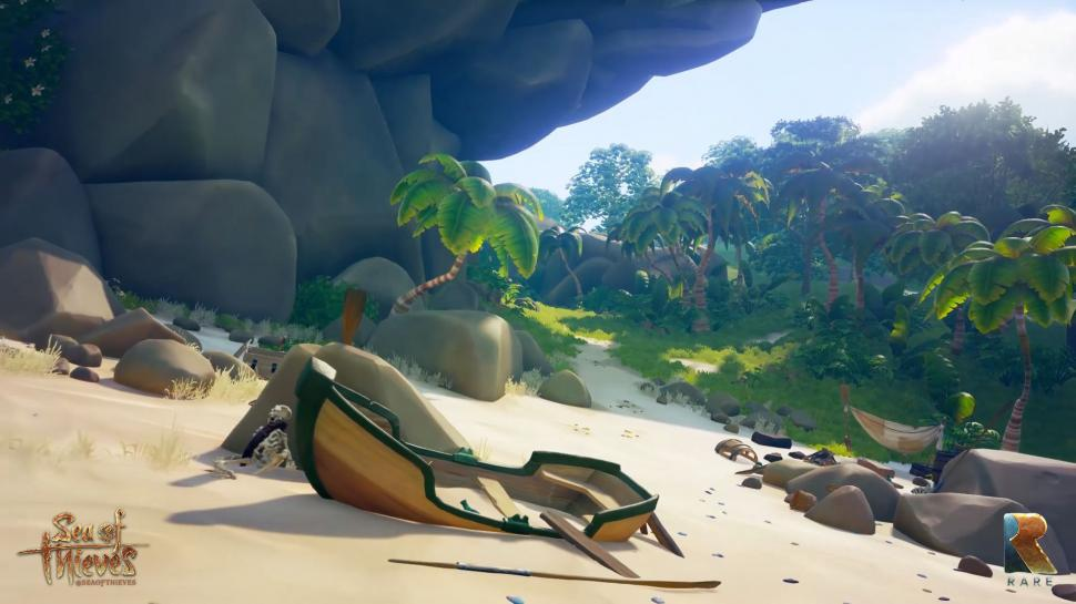 Sea of Thieves - Screenshots von der Gamescom 2016  (1)