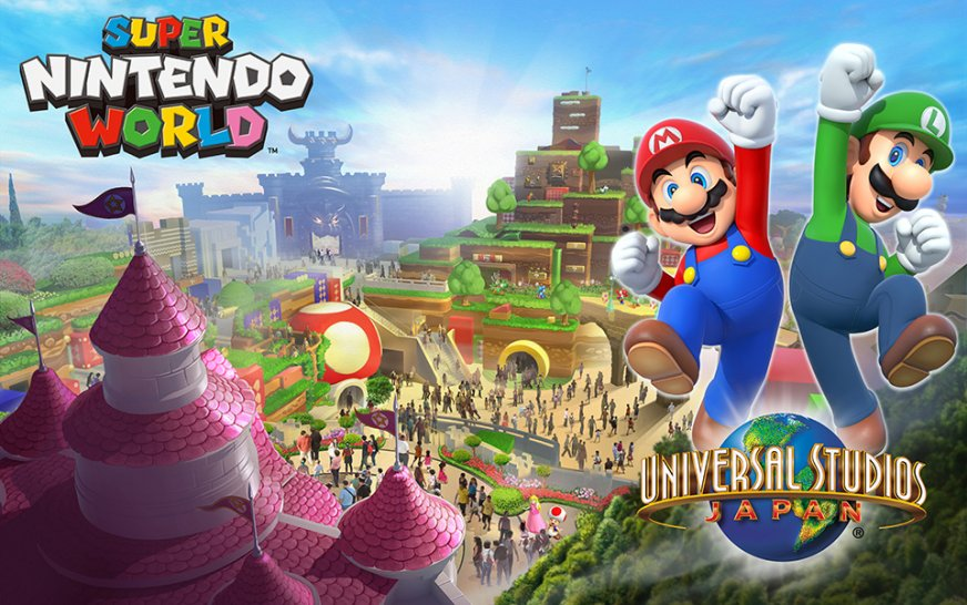Super Nintendo World: Park opening postponed again