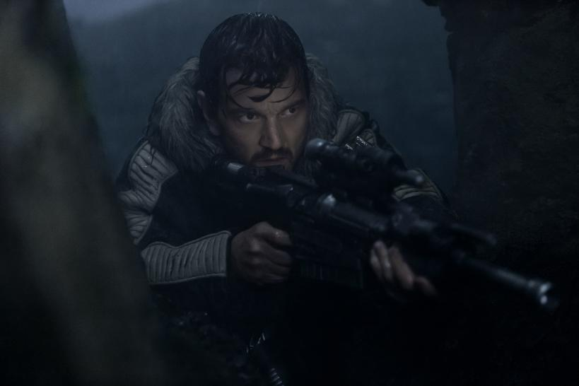 Star Wars Andor: Filming of the Rogue One prequel completed
