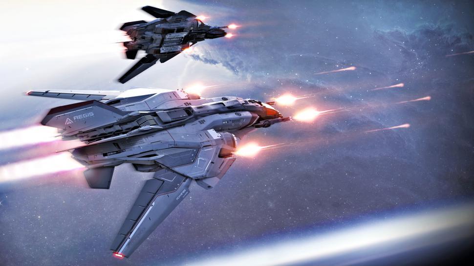 Star Citizen: External studio helps develop a game mode