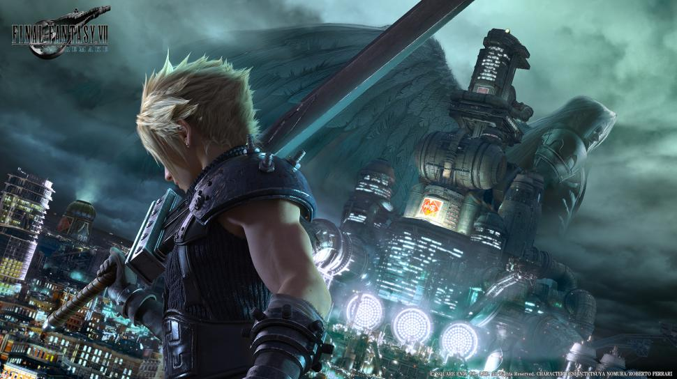 Final Fantasy 7 Remake: announcement for PS5 in February?