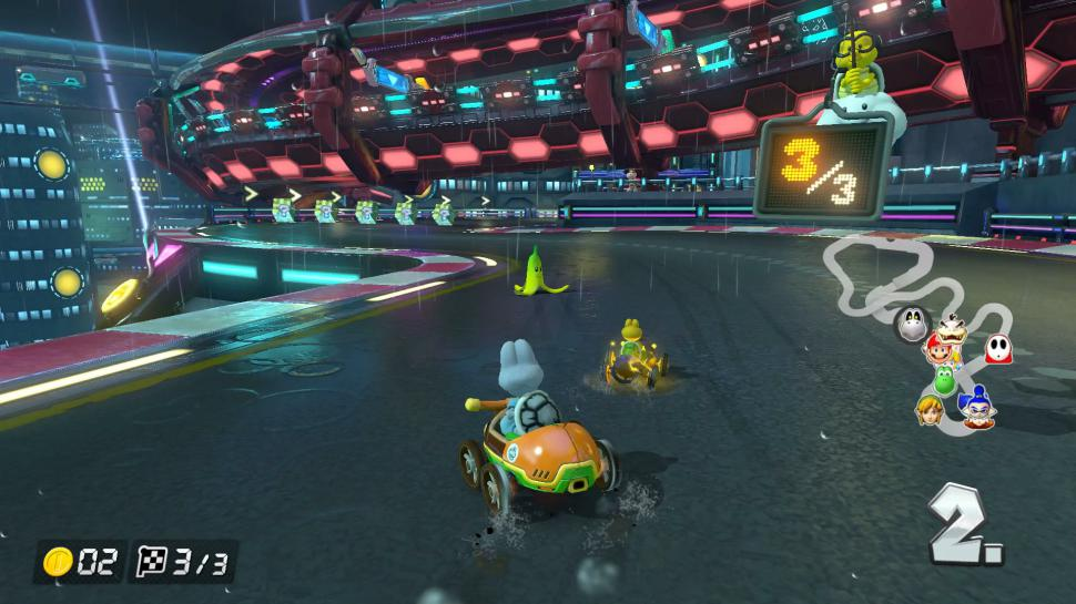 Mario Kart 8: the most successful racing game of all time