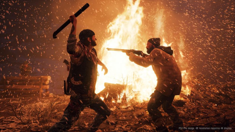Days Gone 2: It is the gamblers' fault that there is no successor