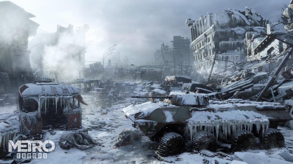 Metro Exodus: DualSense features of the PS5 now also on the PC