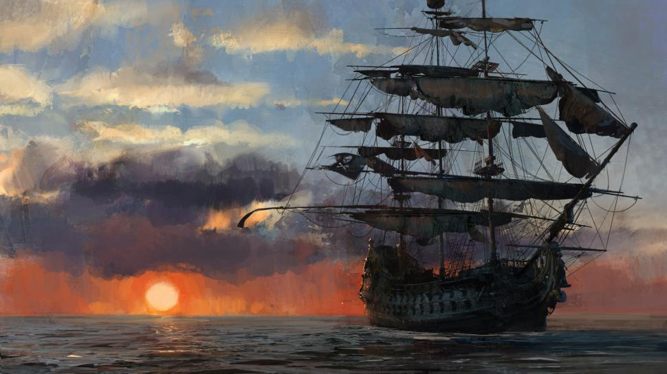 Skull and Bones: Seriously? Next development restart in the pirate MMO