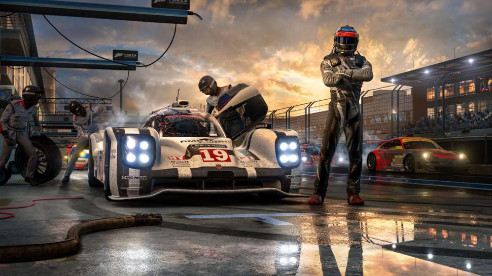 Forza Motorsport 8: Closed test registration started