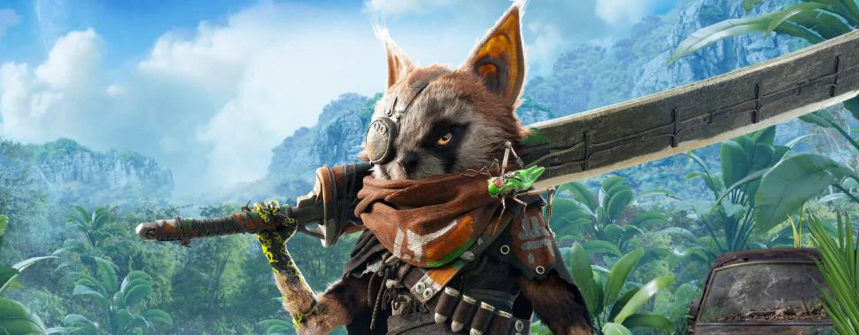Biomutant: Time for activation on the release day, versions for PS5 & XSX confirmed