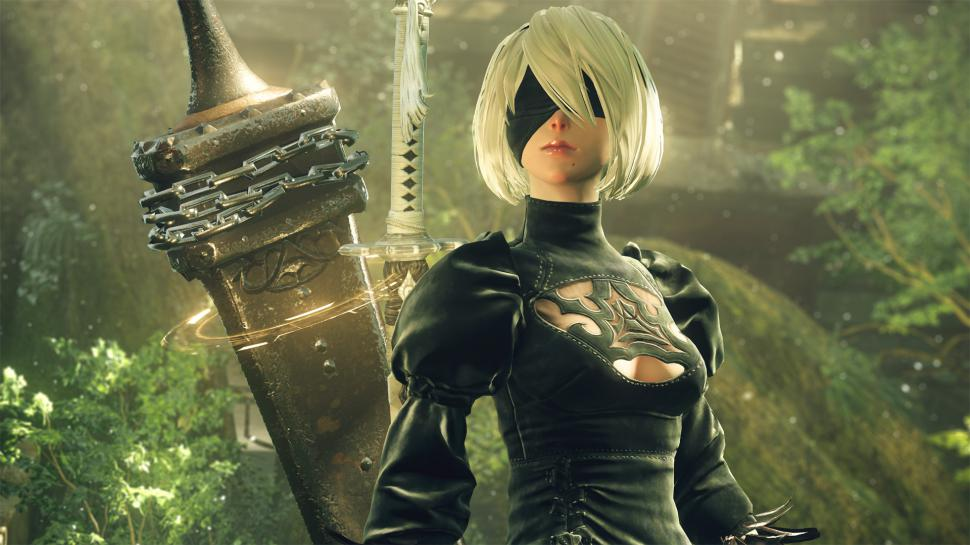 Nier Automata: Cheat code gets you through the game in no time