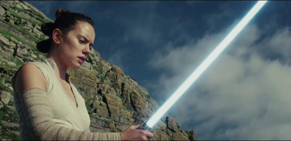 Star Wars: Rey was planned as an absolute nobody, says Daisy Ridley