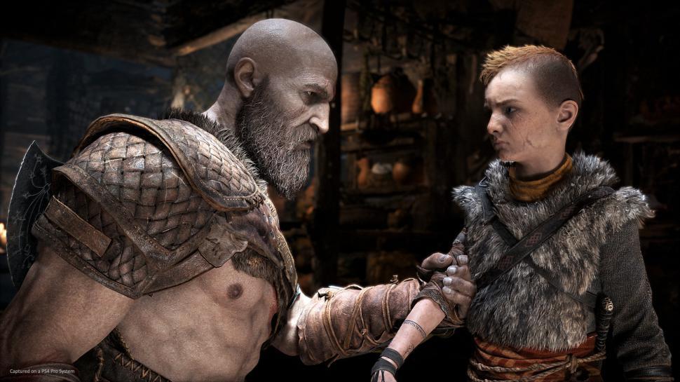 God of War Ragnarök: New character in the sequel?