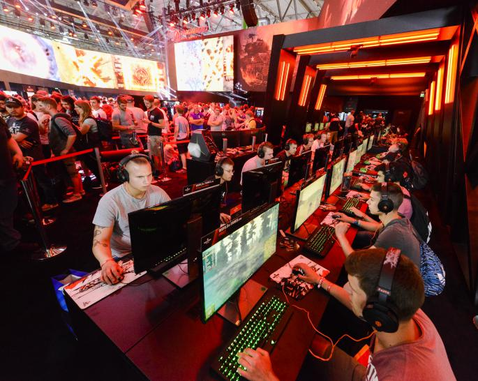 Games Market: Gaming exceeds sales of music, film and sports in 2020