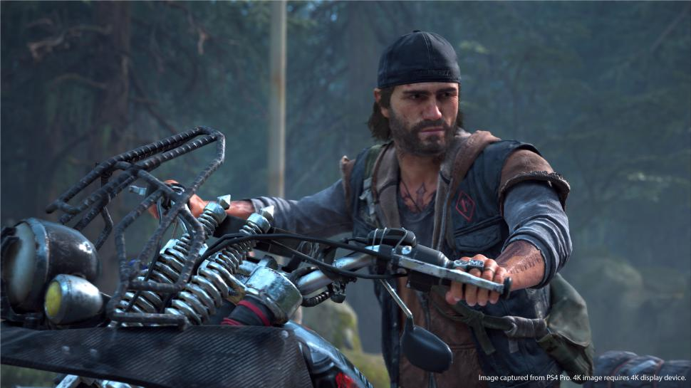 Days Gone: Video compares graphics from PC and PS4 / PS5