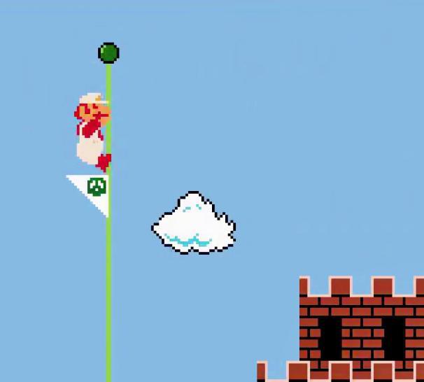 Super Mario Bros: Speedrunner sets new world record