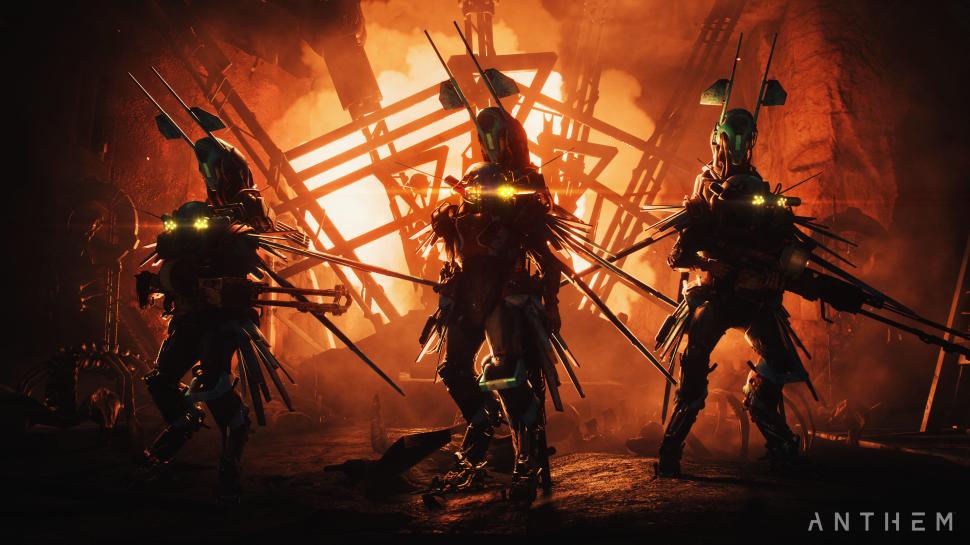 Anthem: Game Director is leaving Bioware