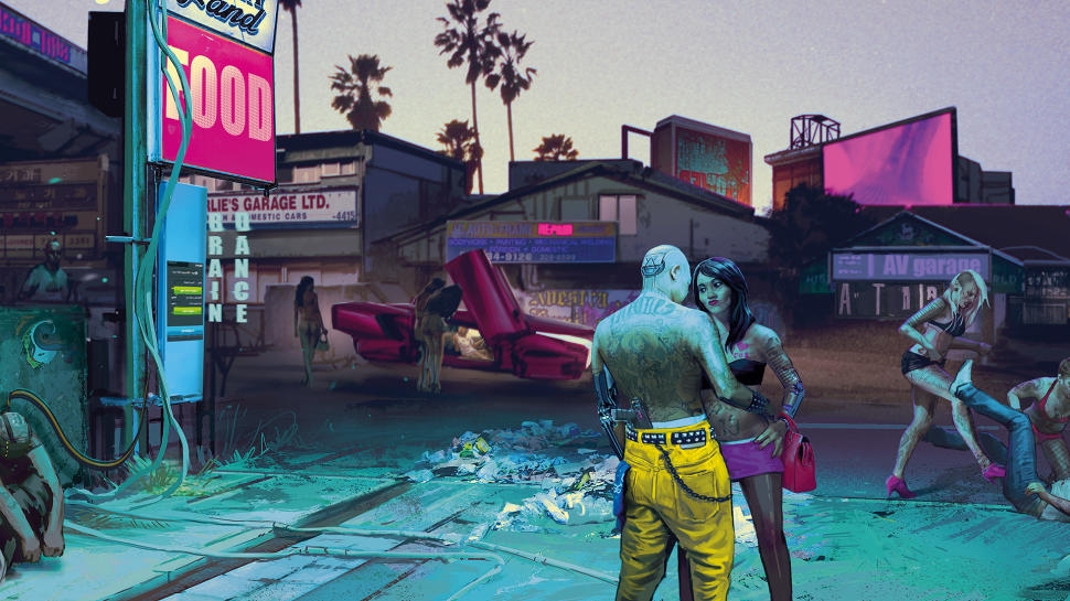 Cyberpunk 2077: First tests for the new action RPG online - that's how the world evaluates