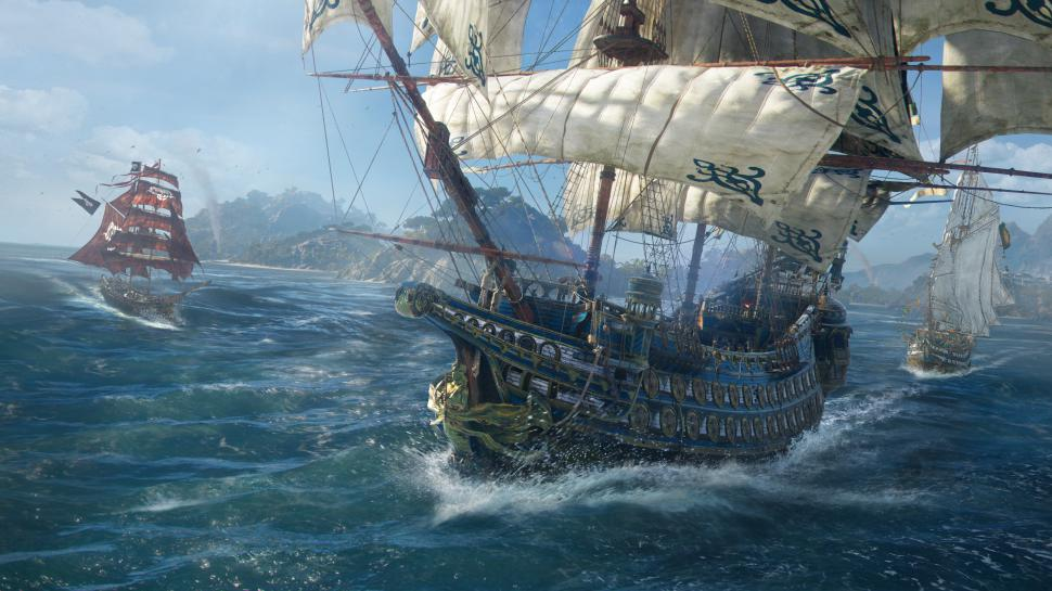 Skull and Bones: Pirate game is said to have cost $ 120 million