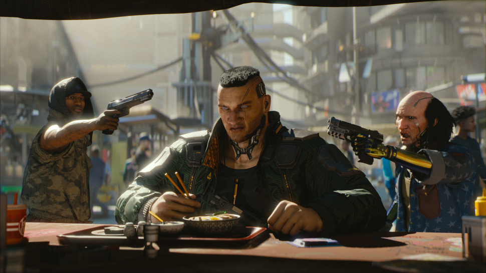 Cyberpunk 2077: Leaked pre-alpha shows game with third-person perspective