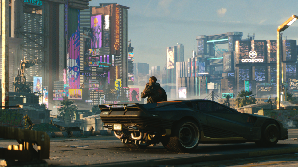 Cyberpunk 2077: You can listen to these radio stations