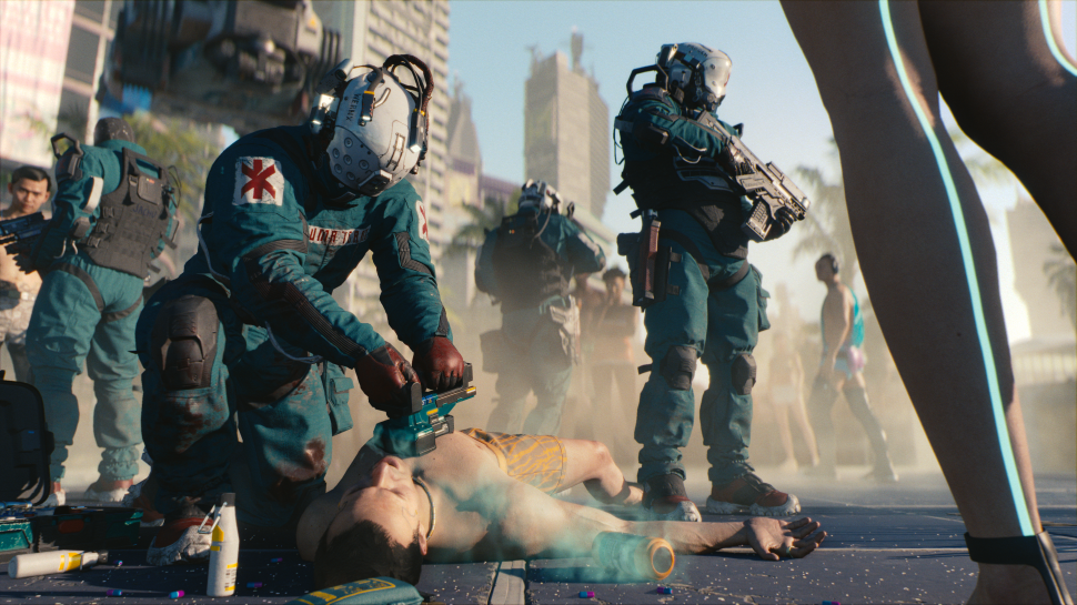 Cyberpunk 2077: Return to PSN still uncertain - Decision is up to Sony