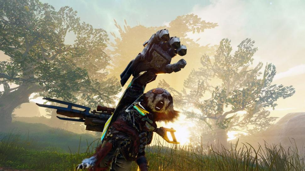 Biomutant: No crunch - that's why it was so quiet about development