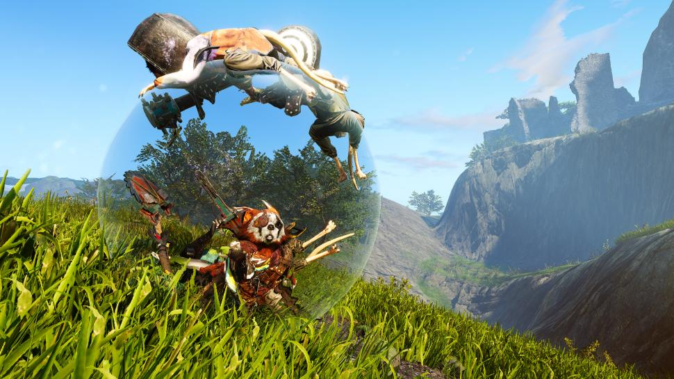 Biomutant is said to provide over 65 hours of content