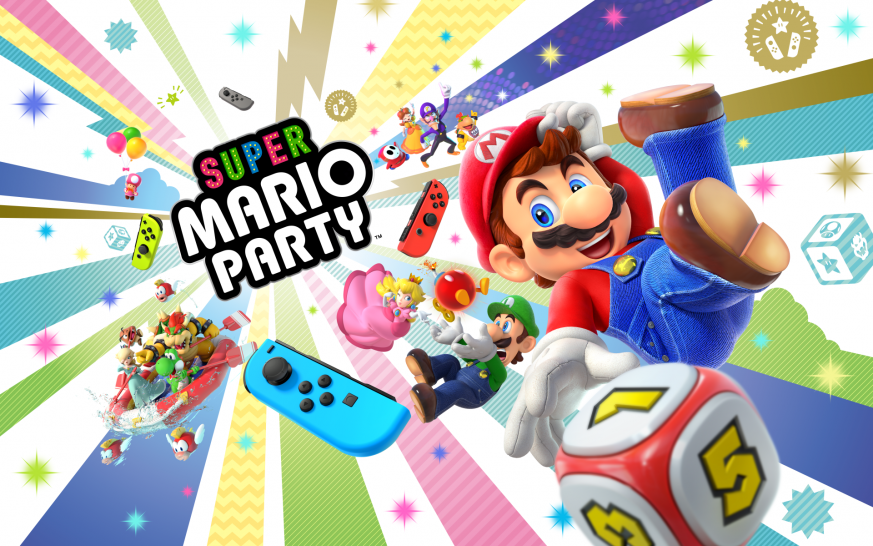Super Mario Party: New online mode with free update