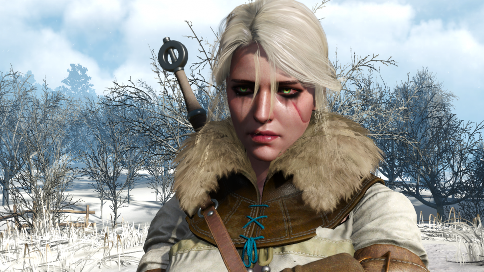 The Witcher: Pretty cosplay brings Ciri to life