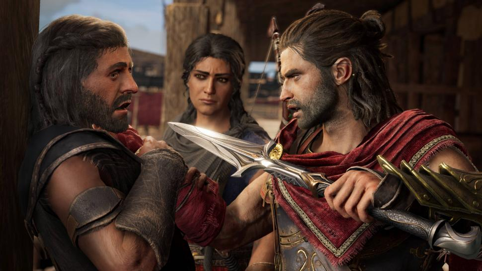 Assassin's Creed Odyssey: Update 1.6.0 surprisingly for download - Fps boost for next-gen