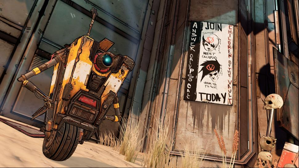 Borderlands 3: Crossplay update without PlayStation support