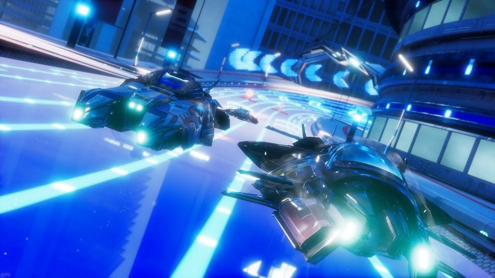 Pacer: Fast-paced racing game à la Wipeout touches the gang