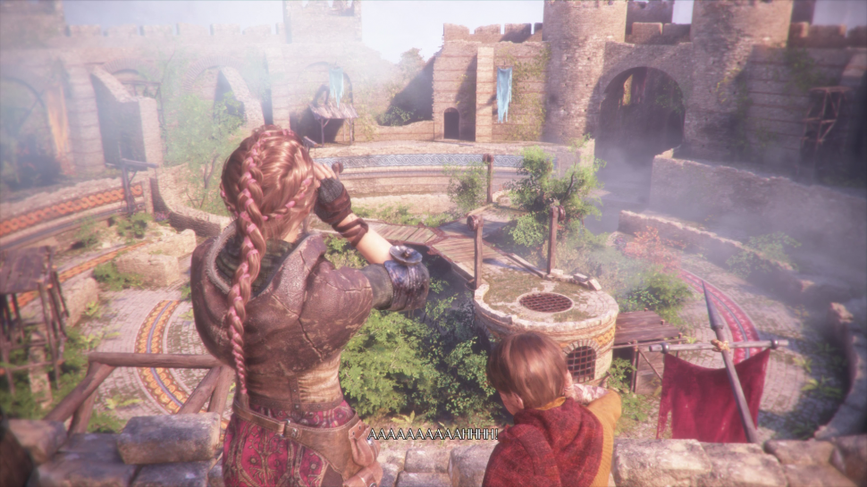 A Plague Tale: Innocence - Find all flowers and herbs
