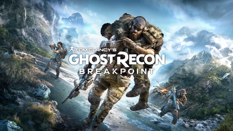 Ghost Recon Breakpoint - Crossover event with Rainbow Six