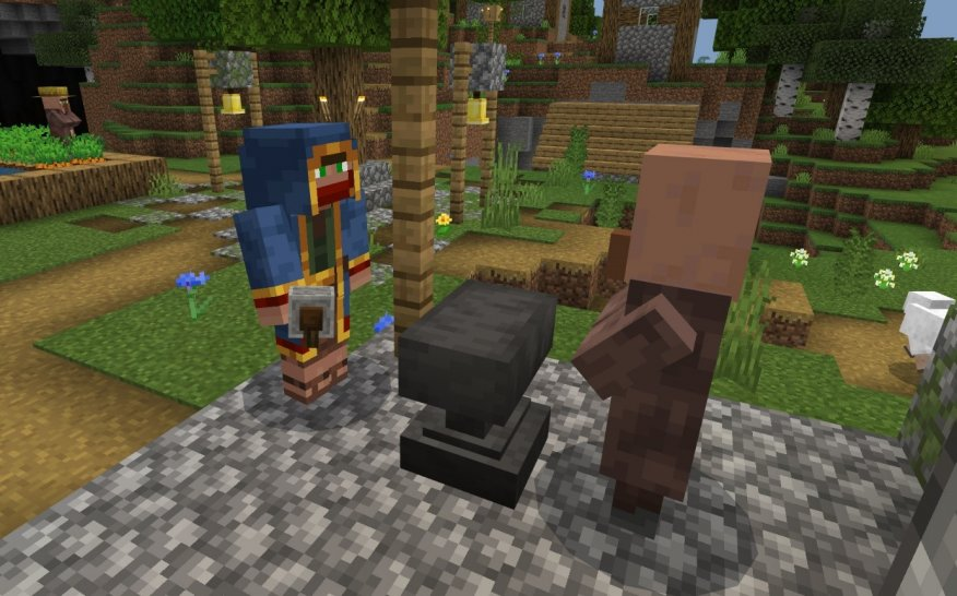 Minecraft: Release date and details for update 1.17.1