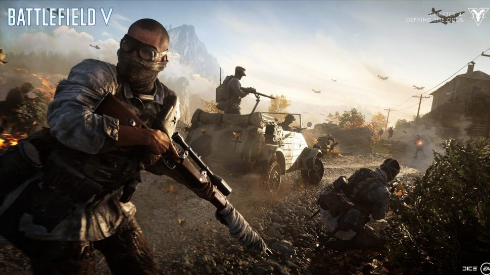 Battlefield 5: Why the game isn't as stupid as you think
