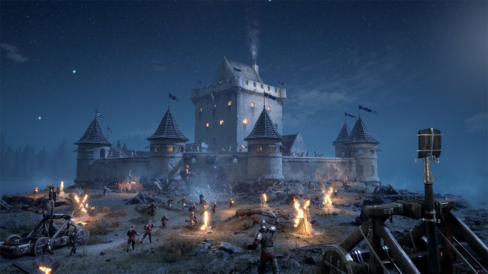 Chivalry 2: The rush of players causes the server to collapse