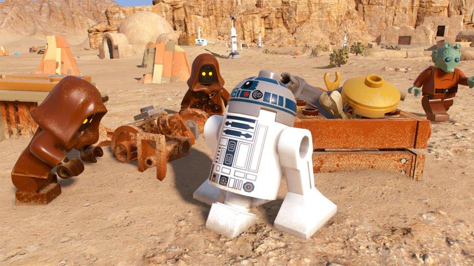 LEGO Star Wars - The Skywalker Saga: 300 playable characters