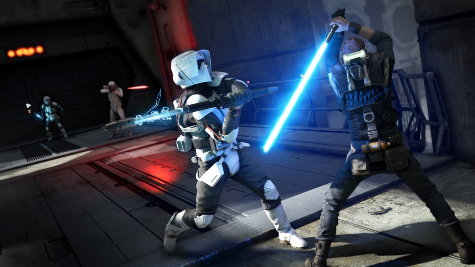 Star Wars Jedi: Fallen Order: Does EA indicate the successor here?