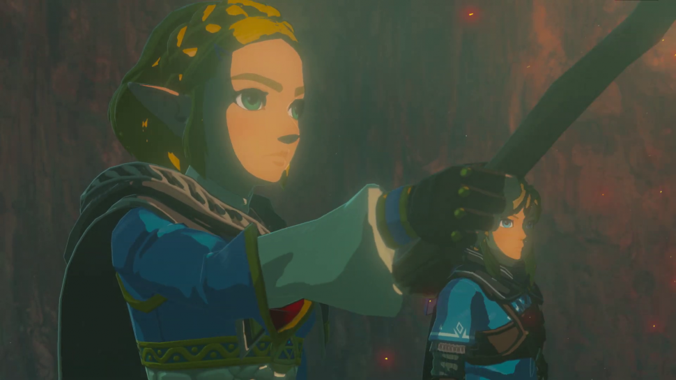 Breath of the Wild 2: May appear with Super Switch