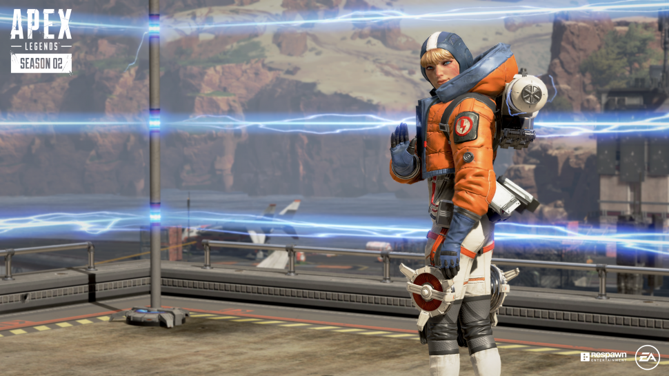 Apex Legends: Developers want to customize Legend Wattson