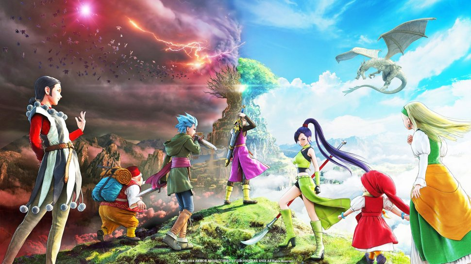 Dragon Quest: New offshoot is presented on the 35th anniversary of the series