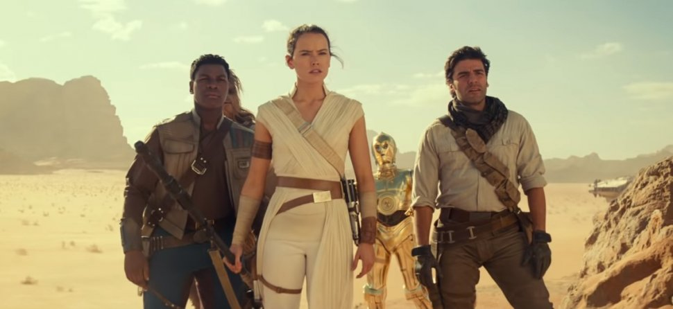 Star Wars Episode 9: Comic tells how the story was originally intended